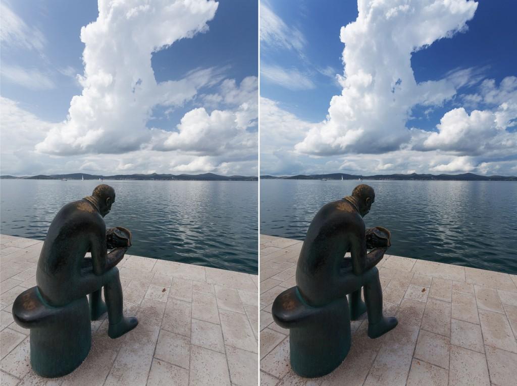 Sharpened version contraste | Pierre-Louis Ferrer | Luminosité et contraste