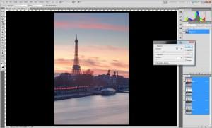 Tutoriel éclaircissement localisé d'une photographie sous Photoshop, par Pierre-Louis Ferrer - étape 2
