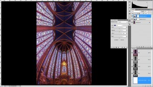 Tutoriel saturation naturelle des couleurs sous Photoshop par Pierre-Louis Ferrer - étape 6