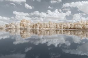 Tutoriel de traitement d'une photographie en infrarouge couleur, par Pierre-Louis Ferrer - étape 2