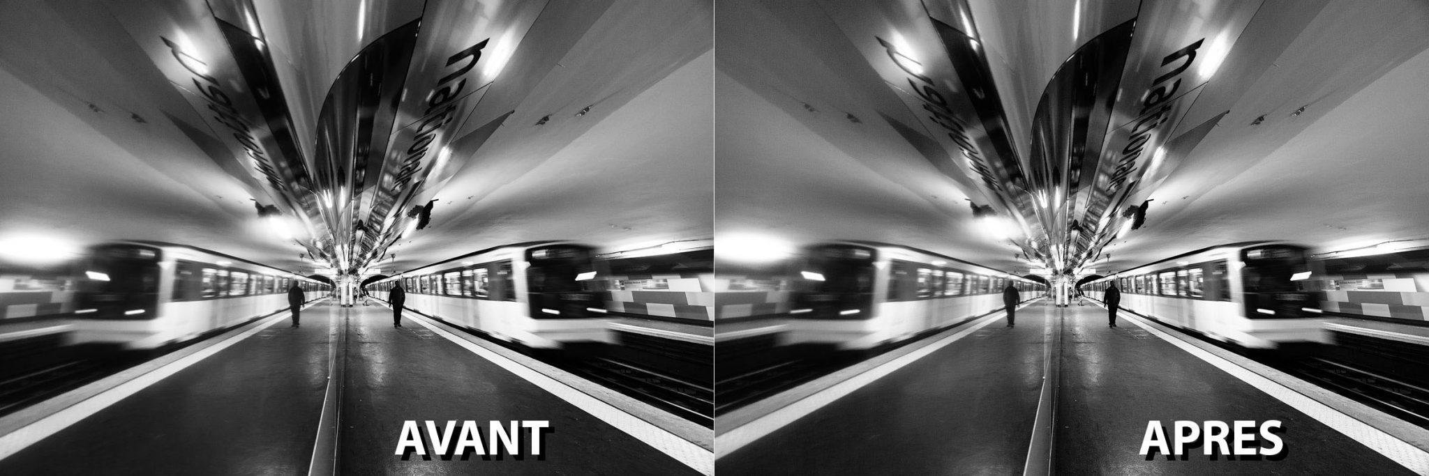 Comparatif nb | Pierre-Louis Ferrer | Nuances de gris
