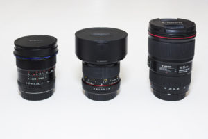 Comparatif Laowa 12mm F/2.8 - Samyang 14mm F/2.8 - Canon 16-35 F/4 IS par Pierre-Louis Ferrer