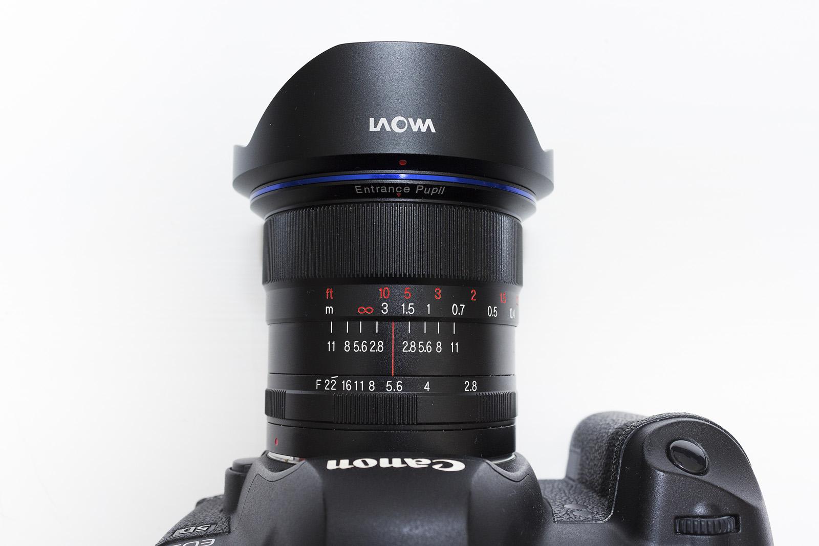 Objectif Laowa 12mm F/2.8 issu du test de Pierre-Louis Ferrer