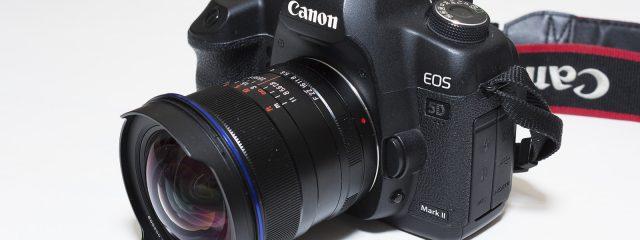 Objectif ultra grand angle Laowa 12mm F/2.8 Zero-D.