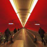 Perspective de la station Auber à Paris, réalisée avec l'objectif Laowa 12mm F/2.8 Zero-D