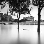 """Photographie issue de la série """"Rêveries Parisiennes"""" de Pierre-Louis Ferrer."""