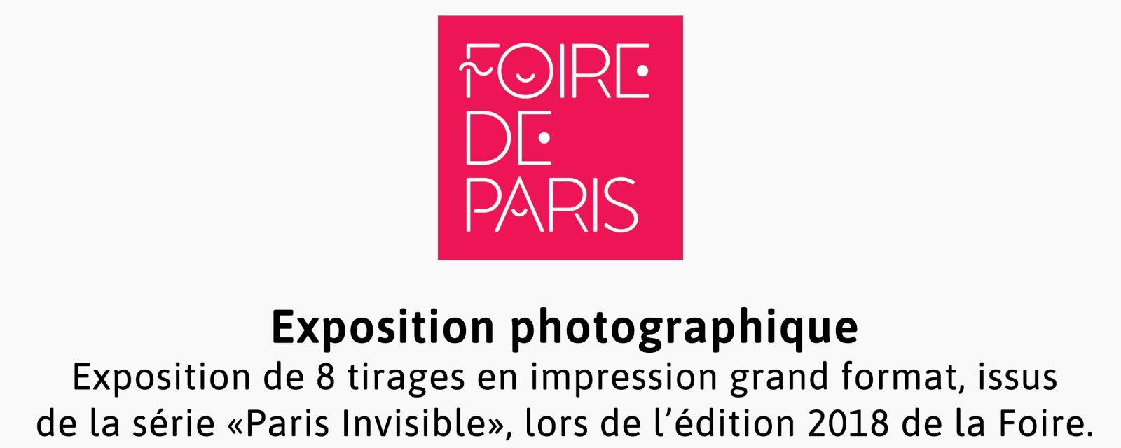 Foire Paris | Pierre-Louis Ferrer Photographie | Réalisations clients