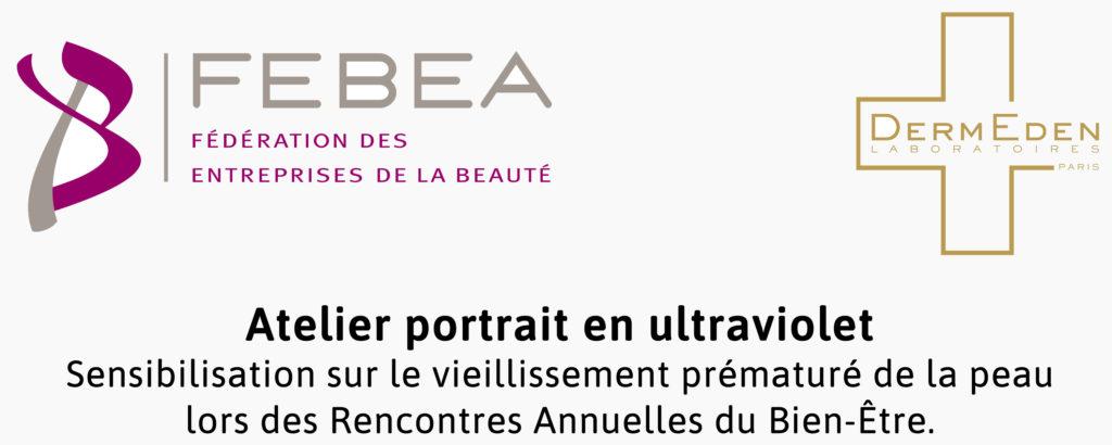 Prestation photographique réalisée pour la FEBEA et les laboratoires Dermeden.