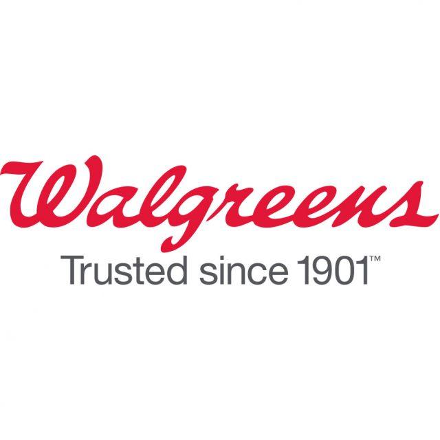 Logo de la société Walgreens pour laquelle le photographe Pierre-Louis Ferrer a réalisé une vidéo en ultraviolet.